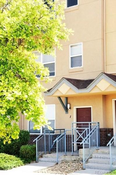 14900 E Center Avenue UNIT I, Aurora, CO 80012 - MLS#: 9441381