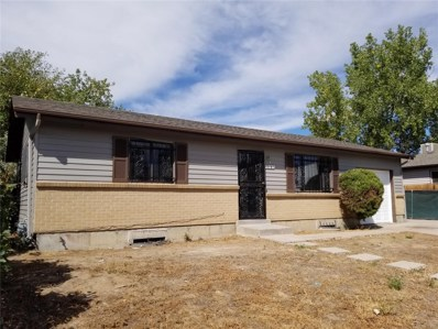 5141 Victor Way, Denver, CO 80239 - MLS#: 9442440