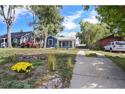 2838 Fenton Street, Wheat Ridge, CO 80214 - MLS#: 9445241
