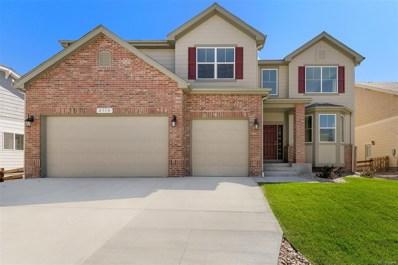 2310 Purple Finch Court, Castle Rock, CO 80109 - MLS#: 9447953