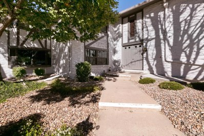 5741 E Ithaca Place UNIT 1, Denver, CO 80237 - #: 9449888