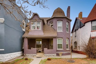 243 S Lincoln Street, Denver, CO 80209 - MLS#: 9450306