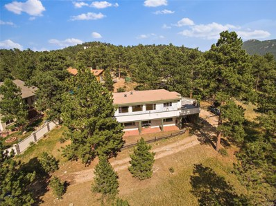 3926 Ponderosa Drive, Evergreen, CO 80439 - #: 9455397
