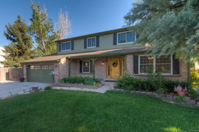 17488 E Crestridge Avenue, Centennial, CO 80015 - #: 9460548