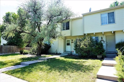 4126 S Mobile Circle UNIT D, Aurora, CO 80013 - MLS#: 9461447