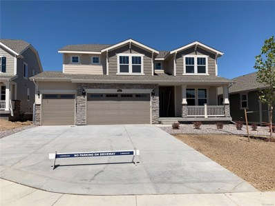 15837 Red Bud Court, Parker, CO 80134 - #: 9465327