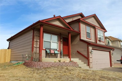 1444 Coolcrest Drive, Colorado Springs, CO 80906 - MLS#: 9465614
