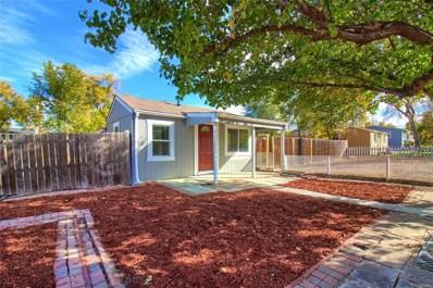 80 Kendall Street, Lakewood, CO 80226 - MLS#: 9465873