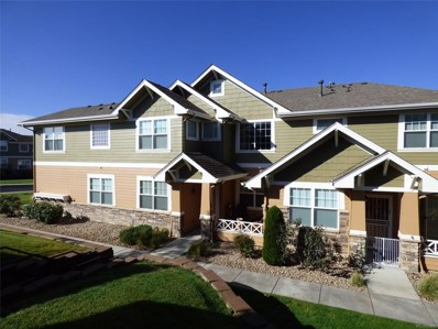 3631 S Perth Circle UNIT 103, Aurora, CO 80013 - MLS#: 9467092