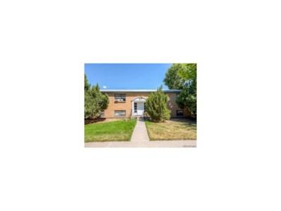 2386 S Linden Court, Denver, CO 80222 - MLS#: 9469238