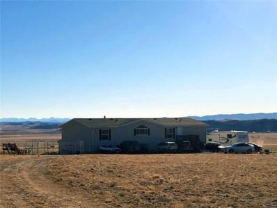1542 Clear Creek Road, Hartsel, CO 80449 - MLS#: 9471060