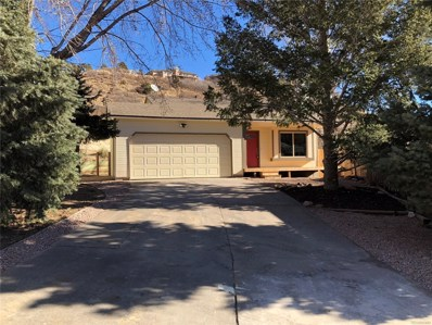 7211 Rising Moon Drive, Colorado Springs, CO 80919 - MLS#: 9471327