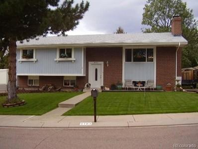4183 Hidden Circle, Colorado Springs, CO 80917 - MLS#: 9483937