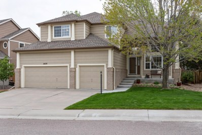 10658 Stone Creek Court, Parker, CO 80134 - #: 9485473