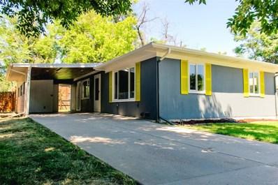 1325 S Clermont Street, Denver, CO 80222 - MLS#: 9487684