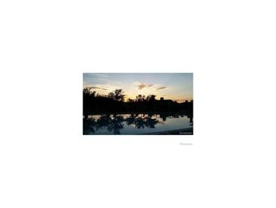 10184 Park Meadows Drive UNIT 1120, Lone Tree, CO 80124 - MLS#: 9488432