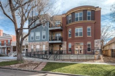 2422 Tremont Place UNIT 202, Denver, CO 80205 - #: 9497865