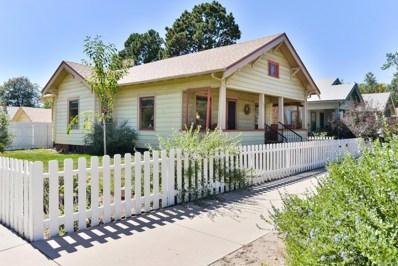 231 E Fontanero Street, Colorado Springs, CO 80907 - MLS#: 9501784