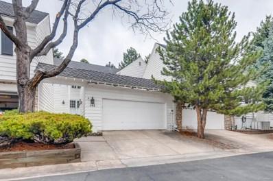 4505 S Yosemite Street UNIT 142, Denver, CO 80237 - MLS#: 9505003