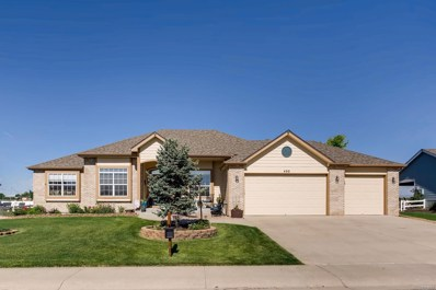 400 Estate Drive, Johnstown, CO 80534 - #: 9505632