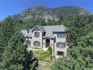 5860 Gladstone Street, Colorado Springs, CO 80906 - MLS#: 9510297