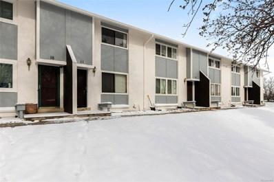 11 Evergreen Street, Broomfield, CO 80020 - MLS#: 9510636