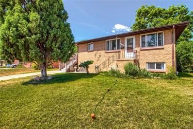 4677 Dudley Street, Wheat Ridge, CO 80033 - #: 9511238
