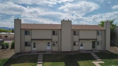 1822 Lanka Lane, Colorado Springs, CO 80915 - MLS#: 9513780