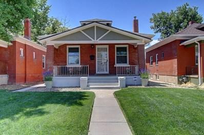 1425 Newton Street, Denver, CO 80204 - #: 9514460