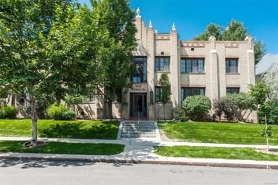 1107 Elizabeth Street UNIT 203, Denver, CO 80206 - MLS#: 9514969