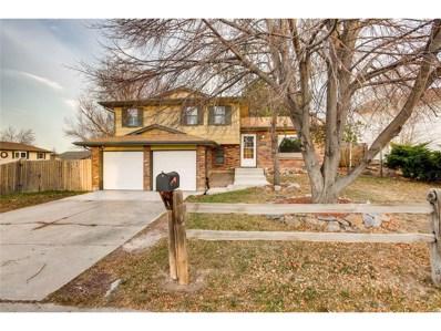 4552 S Jellison Street, Denver, CO 80123 - MLS#: 9515247
