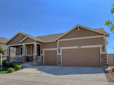 11980 Triple Crown Drive, Parker, CO 80134 - #: 9516896