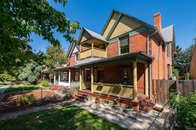 2340 N Williams Street, Denver, CO 80205 - #: 9519408