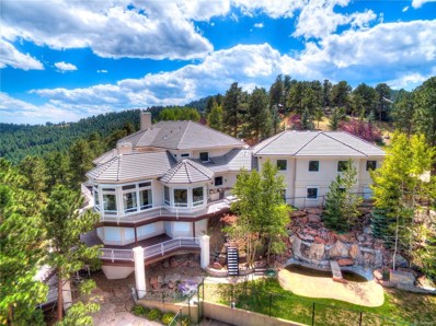 1003 Star Ridge Road, Golden, CO 80401 - #: 9520524