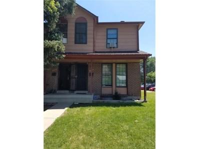 756 S Patton Court, Denver, CO 80219 - MLS#: 9524829