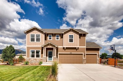 17672 Water Flume Way, Monument, CO 80132 - MLS#: 9527394