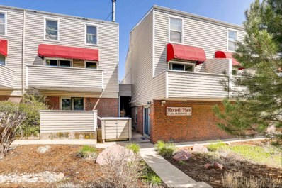 1111 Maxwell Avenue UNIT 129, Boulder, CO 80304 - MLS#: 9531361
