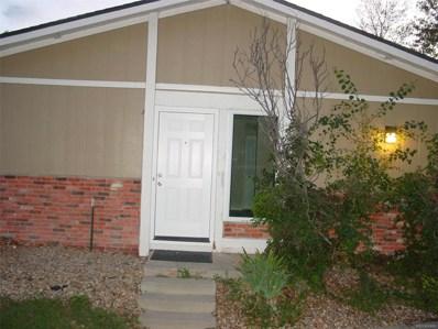 2232 Coronado Parkway UNIT A, Denver, CO 80229 - MLS#: 9532185