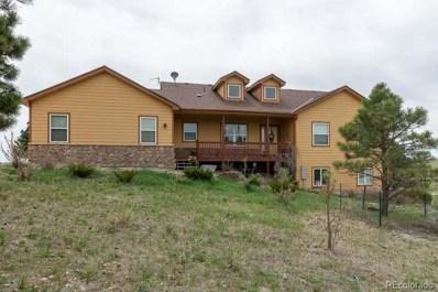 27100 Pine Vista Circle, Kiowa, CO 80117 - #: 9536447