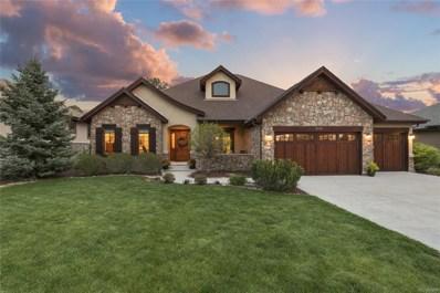 2698 Oak Vista Lane, Castle Rock, CO 80104 - #: 9537089