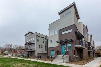 1807 Gaylord Street, Denver, CO 80206 - MLS#: 9538546