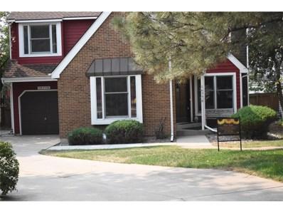 16776 E Hialeah Avenue, Centennial, CO 80015 - MLS#: 9540634