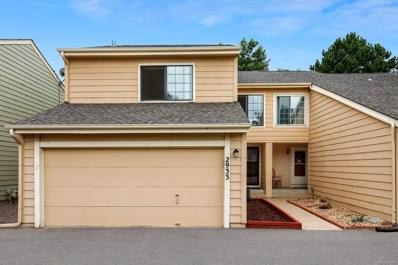2933 S Scranton Street, Aurora, CO 80014 - MLS#: 9544401