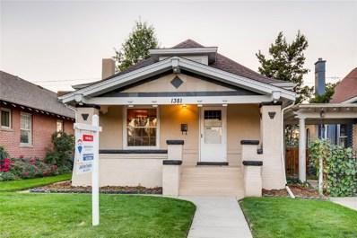 1381 S Lincoln Street, Denver, CO 80210 - MLS#: 9545805