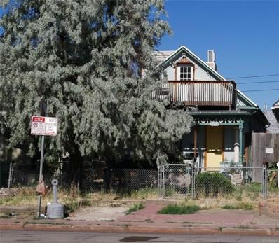 975 Kalamath Street, Denver, CO 80204 - MLS#: 9545889