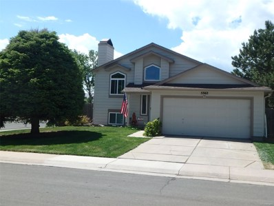 5362 E Sandpiper Avenue, Castle Rock, CO 80104 - #: 9546737