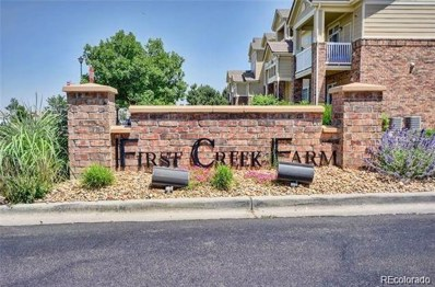 5703 N Gibralter Way UNIT 6-206, Aurora, CO 80019 - MLS#: 9547942