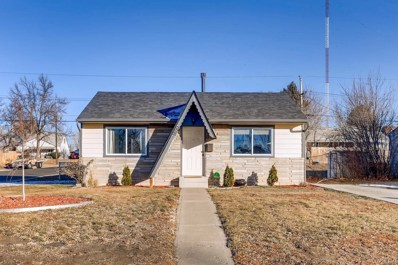 1800 S Shoshone Street, Denver, CO 80223 - MLS#: 9548731