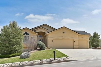 4655 Broadmoor Bluffs Drive, Colorado Springs, CO 80906 - #: 9552649