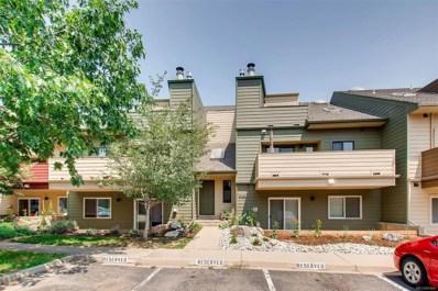 3765 Birchwood Drive UNIT 54, Boulder, CO 80304 - MLS#: 9553233